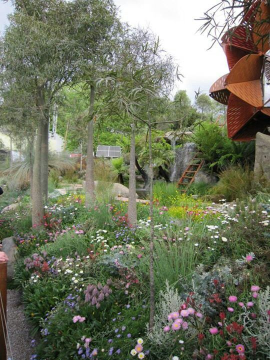 Chelsea Flower show 2013 / repinned on toby designs