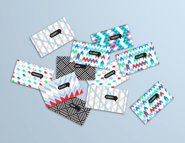 THE NEW AGENCY by THE NEW AGENCY, via Behance