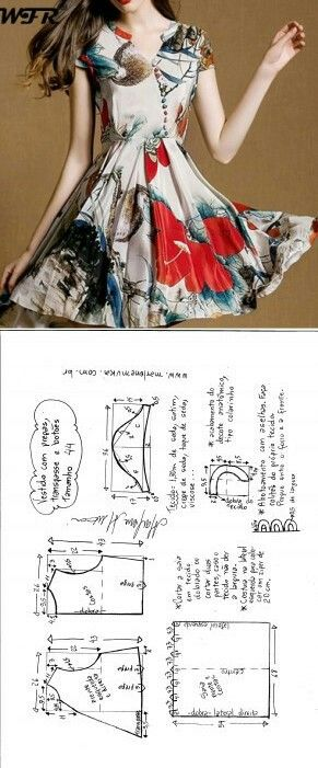 Flower dressed dress...<3 Deniz <3