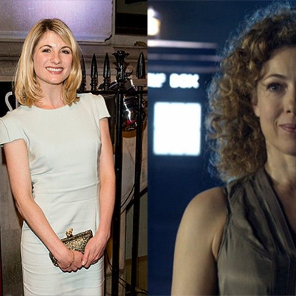 """Doctor Who's Alex Kingston has plans for River Song to meet """"second wife"""" Jodie Whittaker onscreen"""