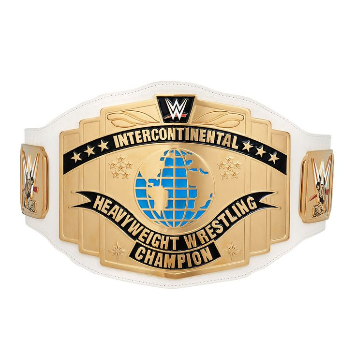 WWE Intercontinental Championship Replica Title (2014) - WWE US