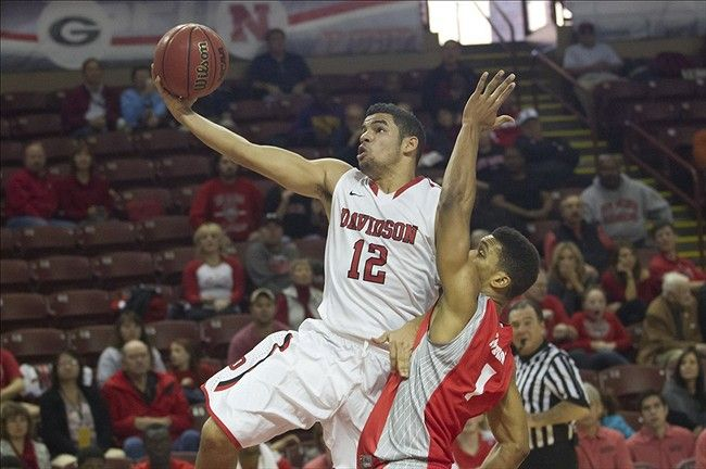 Davidson Wildcats vs. Furman Paladins Pick-Odds-Prediction 2/8/14: Mark's Free College Basketball Pick Against the Spread