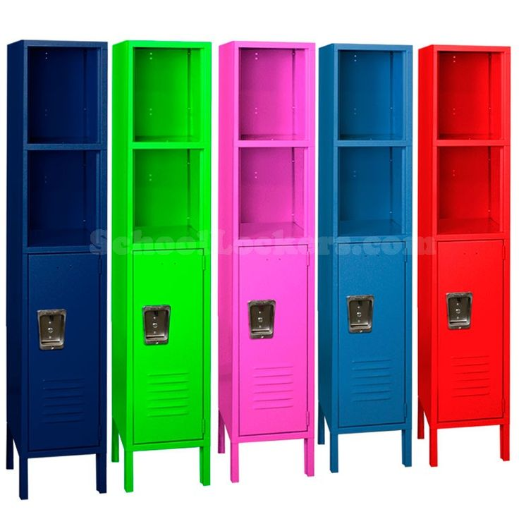 Kids Storage Lockers With Cubbies For Sale! These Offer The Unique  Combination Of Cubbies On