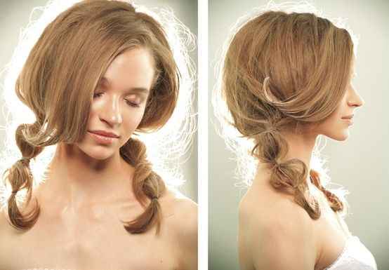 Hairstyle Names: 25+ Best Ideas About Pigtail Hairstyles On Pinterest