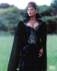 Meg Foster as Hera, in 'Hercules: The Legendary Journeys'