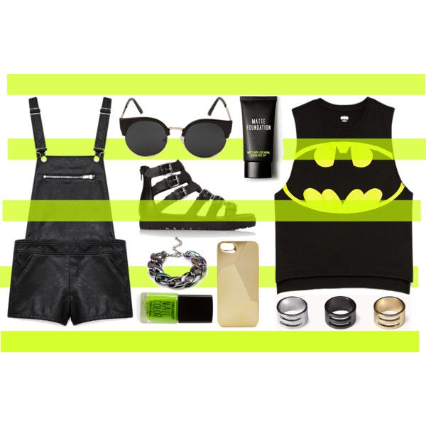 """black #1"" by lelouka on Polyvore"