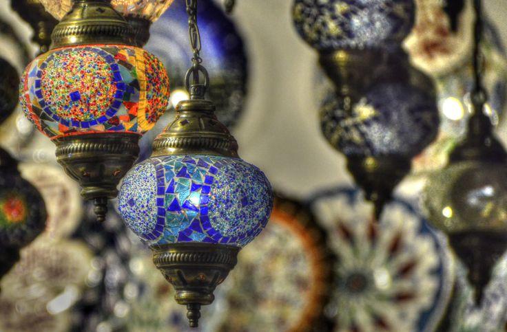 Lamp- Grand Bazaar