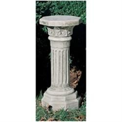 Buy Roman Garden Pedestal Online With Free Shipping From Thegardengates.com