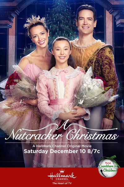 Its a Wonderful Movie - Your Guide to Family Movies on TV: 'A Nutcracker Christmas' - a Hallmark Channel Original Countdown to Christmas Movie!