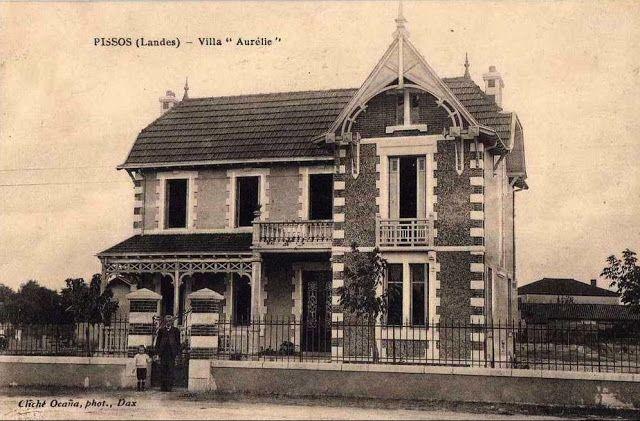 Pissos Villa Aurélie