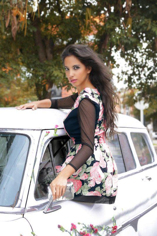 Escoge el tono y estampado de temporada #Flores y #Rosa Cuarzo