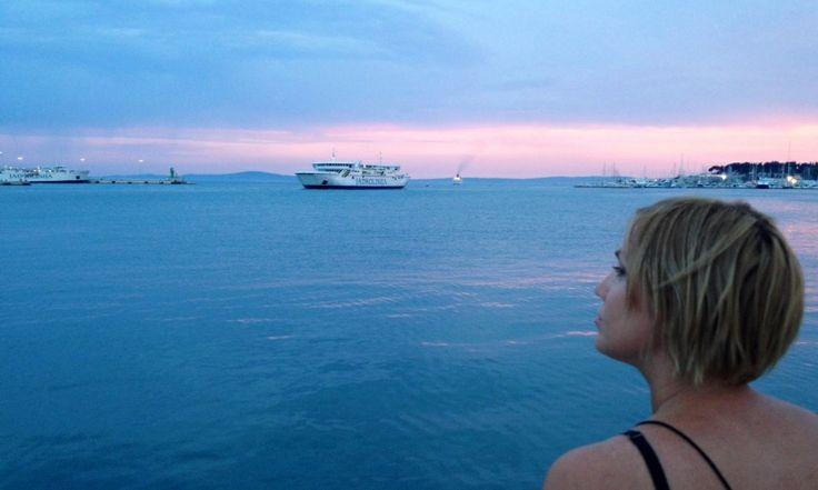 our last night in Split