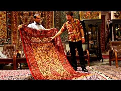 Rondleiding - Yaghubi Oriënt Carpets, sinds 1910