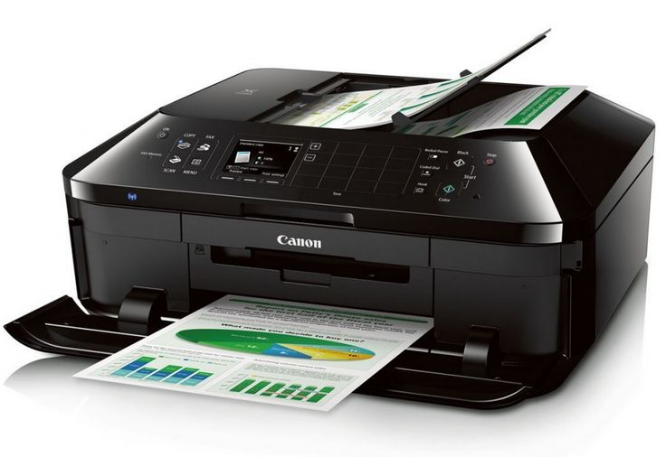 Amazon: Highly Rated Canon Wireless Printer, Scanner, Copier and Fax Just $67.99!