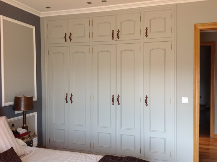 12 best muebles images on pinterest bedrooms build a - Tiradores armarios empotrados ...