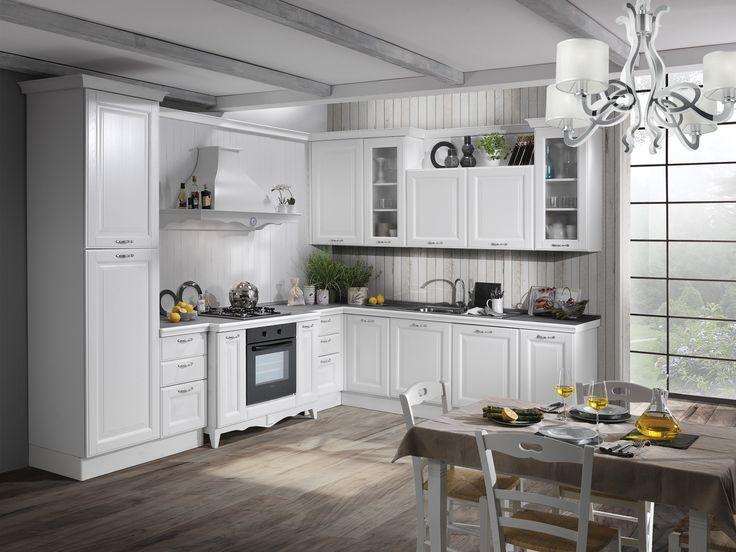 CUCINA FLAMINIA - Mercatone Uno | Kitchen | Pinterest | Cucina