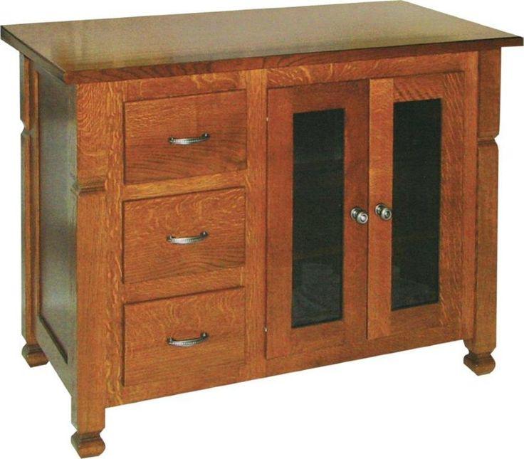 Amish Estate 44 TV Stand