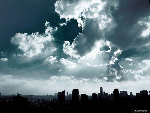South Jakarta #Sky #Cloud