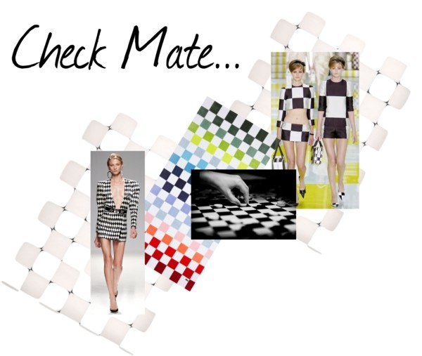 """""""Check Mate..."""" by kimearls on Polyvore"""