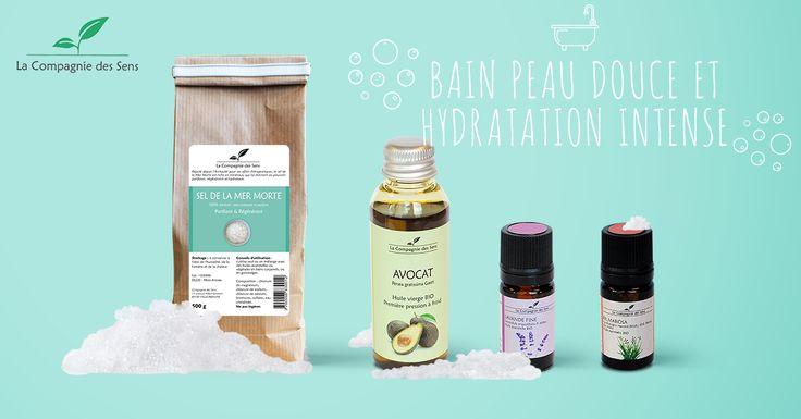 Préparez-vous un bain pour avoir une peau toute douce !