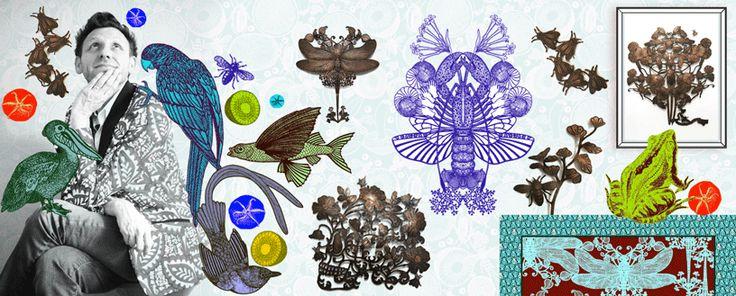 Univers - Art & Art textile - Michaël Cailloux