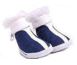 JEANS DOG SHOES