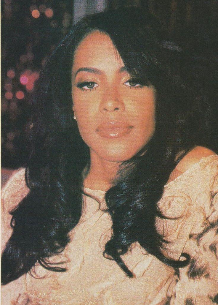 Aaliyah 1979~2001