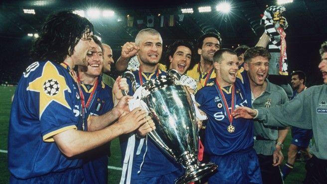 Champions League Winners #Juventus Ravanelli