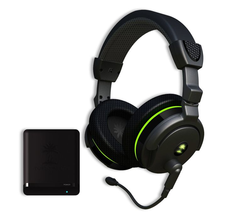 Amazon.com: Turtle Beach - Ear Force X42 - Premium Wireless Gaming Headset  with