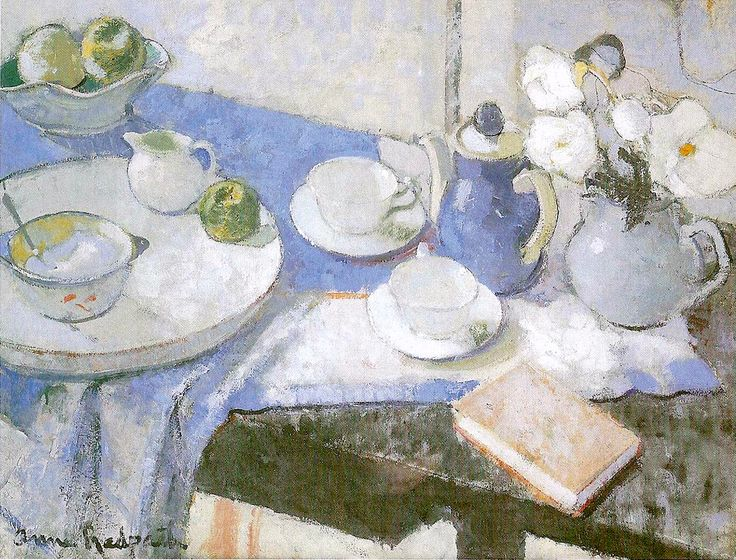wonderful painter Anne Redpath