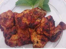 Piekielne udka kurczaka z grilla Eli