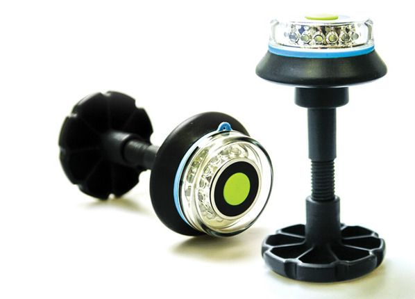 Kayak Lights - Scupper Hole Light Kit