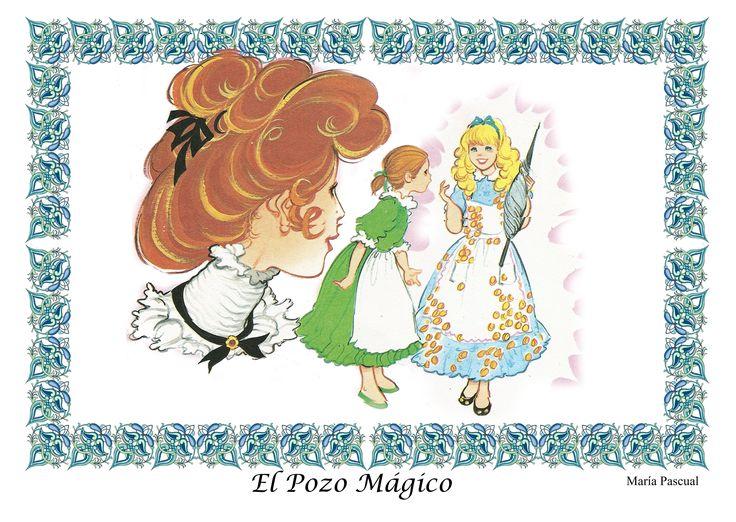 """""""El Pozo Mágico"""" - María Pascual"""