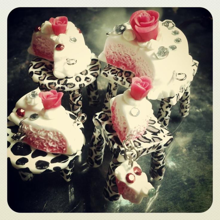 miniatura en porcelana fria: Comidas Miniatura, In Porcelain, Masa Flexible, Meal, Miniatura Arcilla, Beads, Polymer Clay, Diy Projects, Miniature