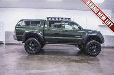 2015 Toyota Tacoma lifted
