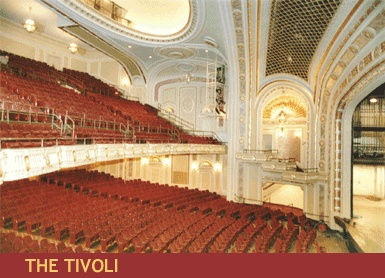 Tivoli Theater Chattanooga If There Were Ever A Reason To Go Back This Would Be It Beautiful Tennessee