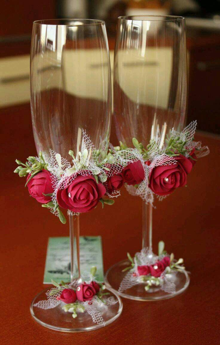 Wine Glass Decorating Party