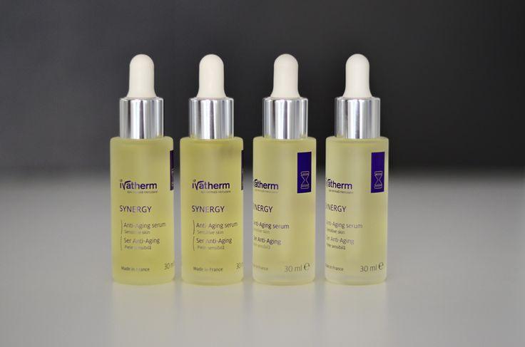 #ivatherm #antiaging #serum #essentialoils #synergy #moisturizer