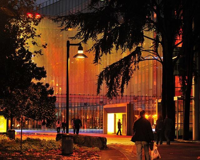 Kreielsheimer Promenade - Seattle Opera House #McCawHall