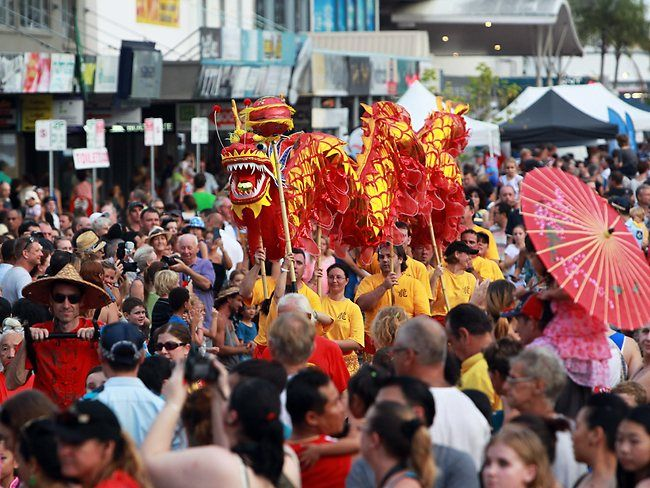 Cairns Chinese New Year (6- 28th Feb 2015) Year of the Sheep. Celebrate the new Luna Year in Cairns with a number of vibrant cultural experiences, from first class dining, street festivals, art exhibitions, traditional entertainment and games, and demonstrations. #cairns #chinesenewyear