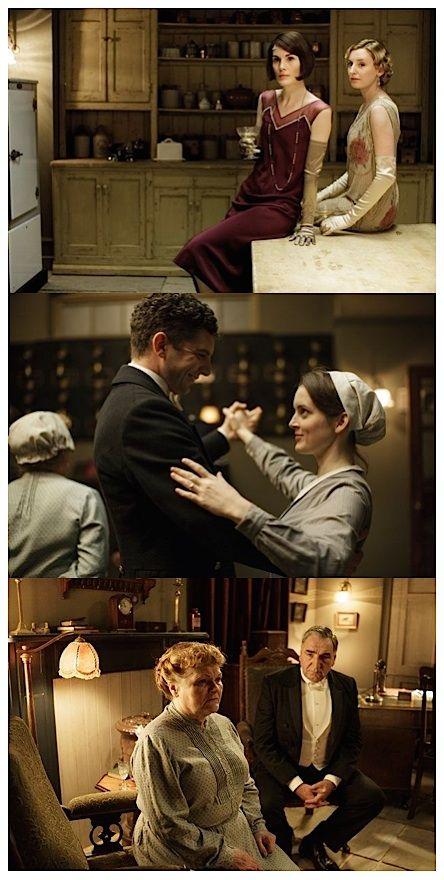 """""""Downton Abbey"""" season 6"""