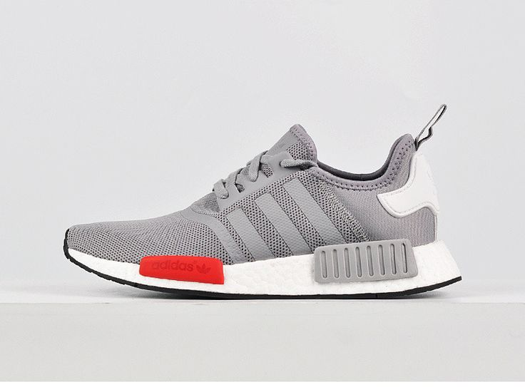 Adidas originals NMD R1 Men - running trainers sneakers Grey