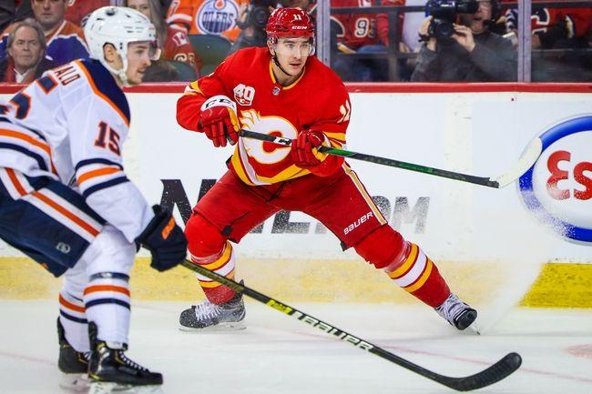 Edmonton Oilers Vs Calgary Flames 1 29 20 Nhl Pick Odds And Prediction In 2020 Calgary Flames Edmonton Oilers Oilers