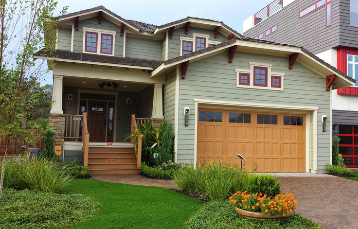 Olympic premium exterior satin paint with dirtguard siding for Clamshell door casing