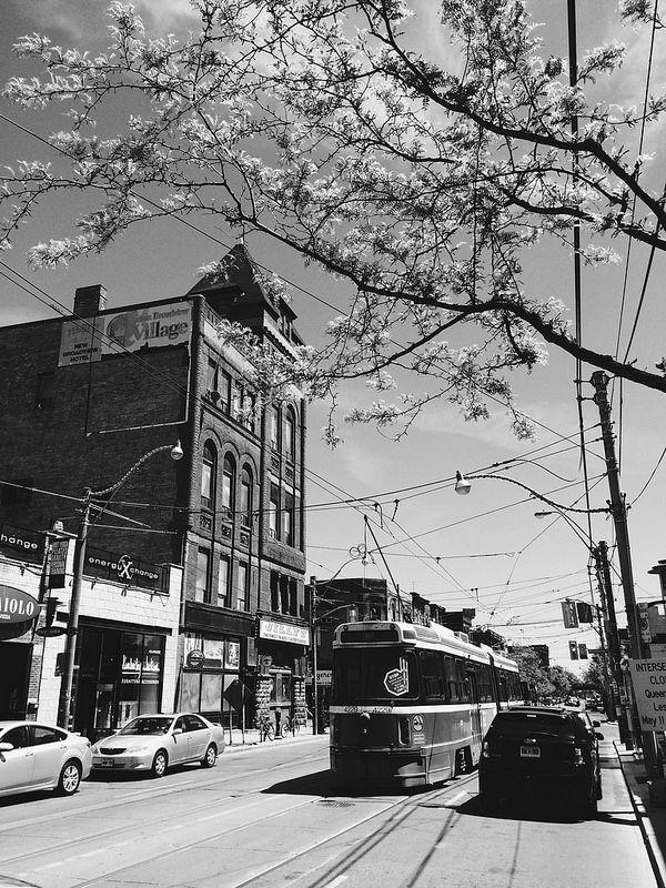 Queen Street East, Toronto, Canada