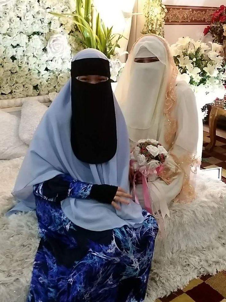Niqab Marriage Bride 101