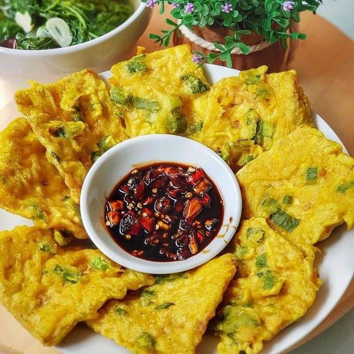 Tempe Mendoan Resep Tempe Makanan Estetika Resep Masakan