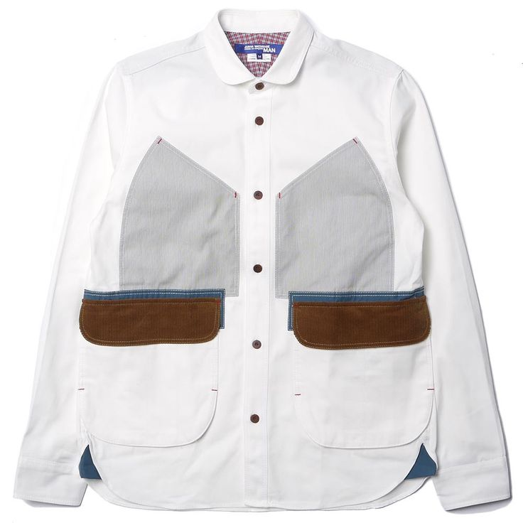 Junya Watanabe's Twill Hunting Shirt: For your hipster uncle.