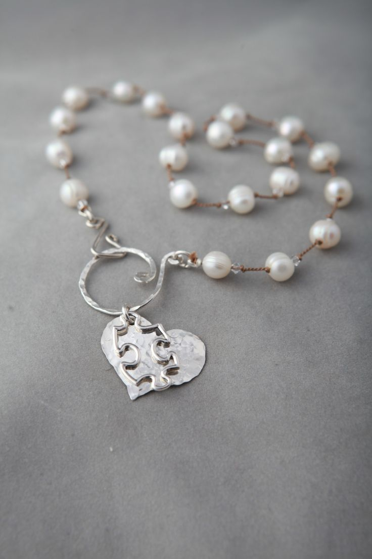 46 Best Autism Jewelry Images On Pinterest Autism