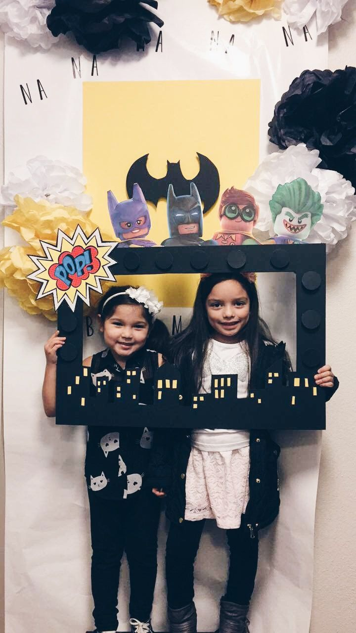 The Lego Batman Movie Party #lego #batman